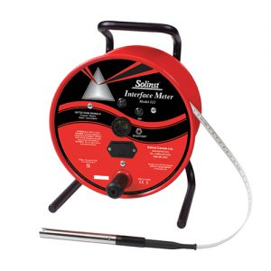 Öl/Wasser Interface Meter SOLINST Model 122
