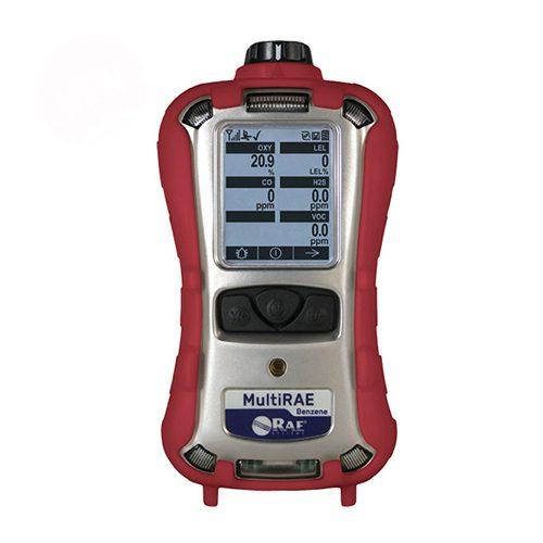 Wireless Portable Multi-Gas Monitor MultiRAE Benzene