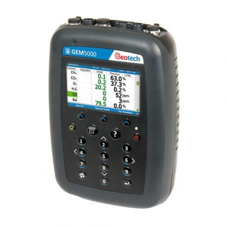 ATEX Gas Analyser Geotech GEM5000