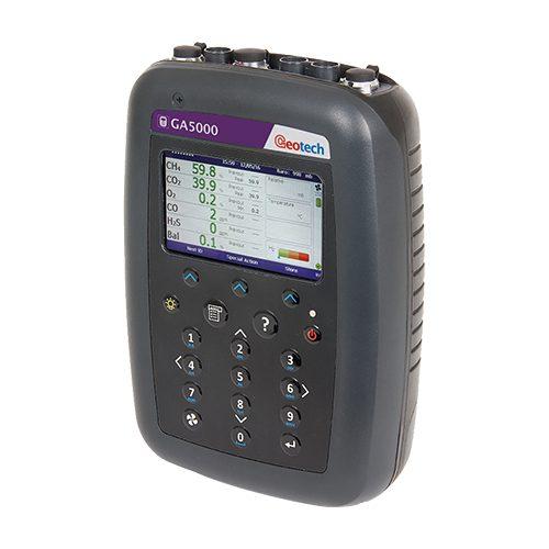 ATEX Portable Gas Analyser Geotech GA5000