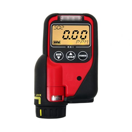 Single Toxic Gas Monitor RKI SC-01