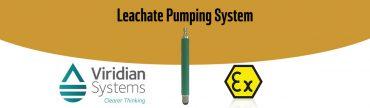 Sickerwasser-Pumpsystem von Viridian