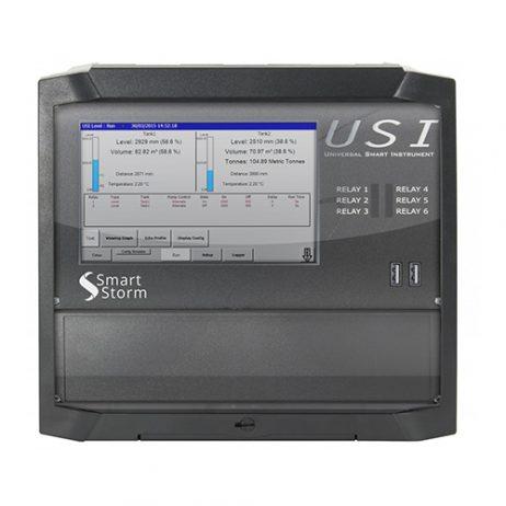USI Füllstand- und Durchflussmesser