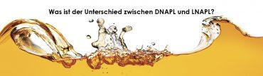 Was ist der Unterschied zwischen DNAPL und LNAPL?