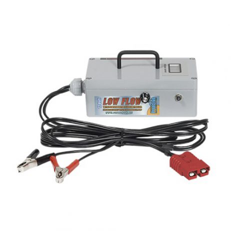 Low Flow with Power Booster 2 LCD XL Controller