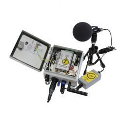 Turnkey iDB Geräusch Monitor
