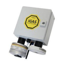 Turnkey iGASair Monitor
