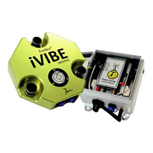 iVIBEseismic Geräusch- und Vibrationsüberwachung