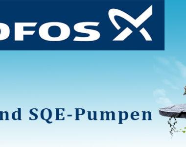 Alles über Grundfos SQ- und SQE-Pumpen