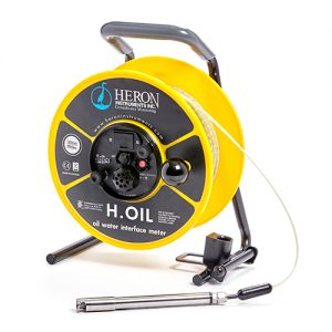 Sonde d'interface eau/huile Heron H.OIL