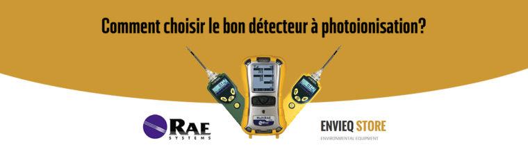 Comment choisir le bon détecteur à photoionisation