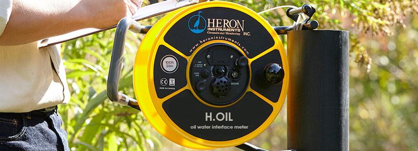 Sonde d'interface huile / eau Heron