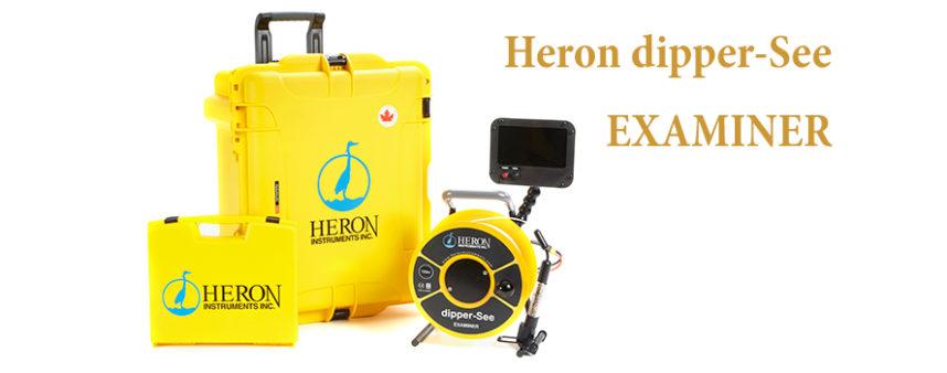 Heron dipper-See
