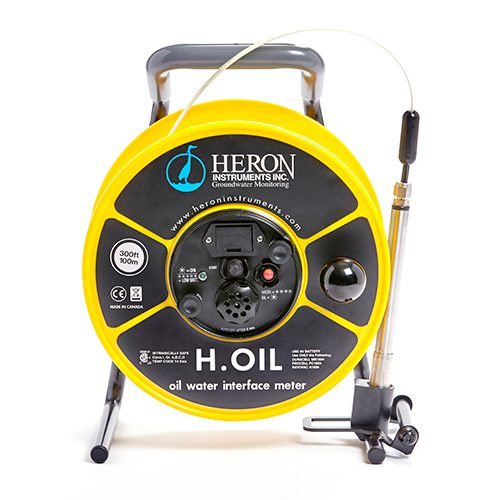 Oil/Water Interface Meter H.OIL