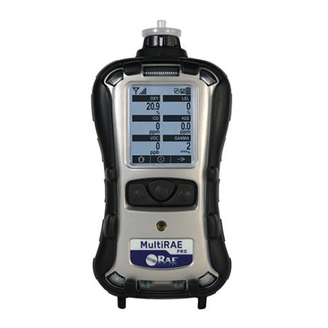 Portable Radiation & Chemical Detector MultiRAE Pro