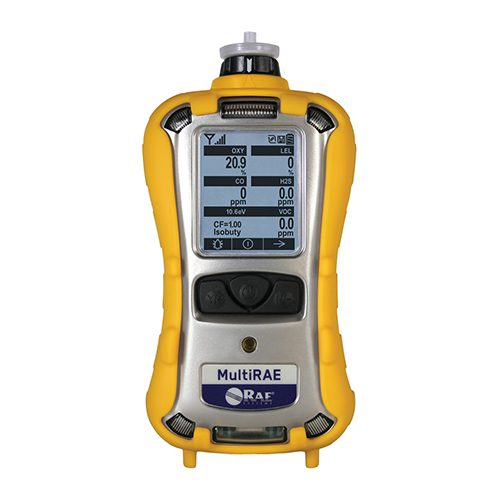 Wireless Portable Multi-Gas Monitor MultiRAE