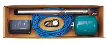 Grundfos CU 301 Constant Pressure KIT