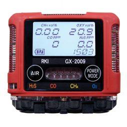 ATEX 4-Gas Monitor RKI GX-2009