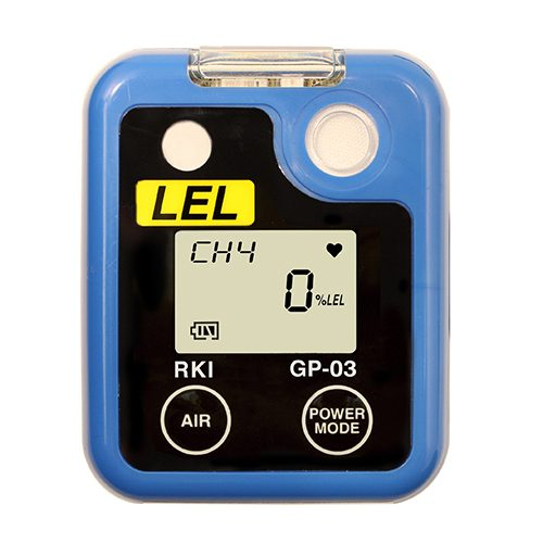 ATEX Single Gas Monitor RKI 03 Series