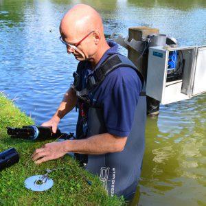 Aquaread AP-2000 installing
