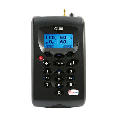Portable CO2 Analyser Geotech G100