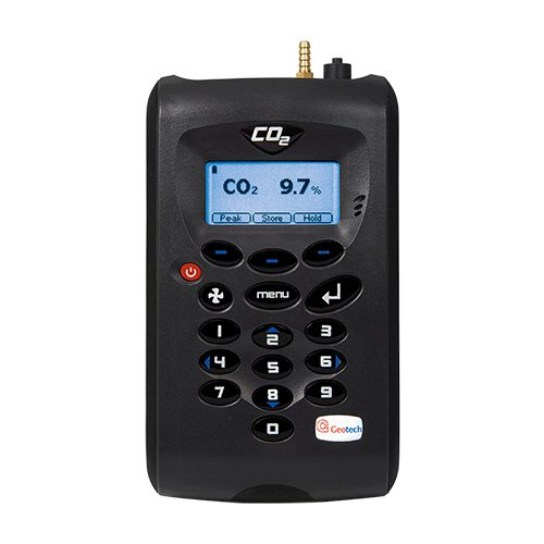 Portable CO2 Analyser Geotech G110