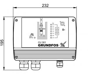 Grundfos CU 301
