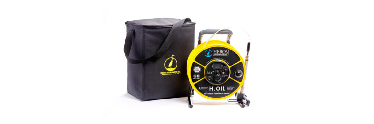 Oil/Water Interface Meter Heron Instruments H.OIL