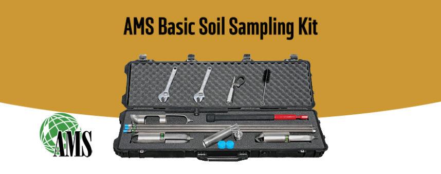 Basic Soil Sampling Kit - banner