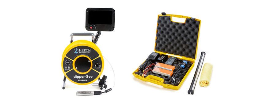 Heron Instruments dipper-See EXAMINER