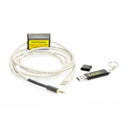 dipperLog PC communication cable