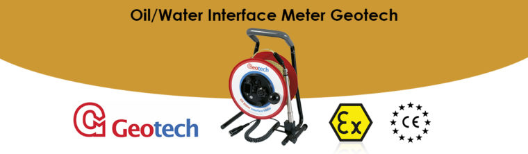 Oil Water Interface Meter Geotech