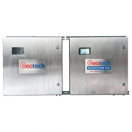 Geotech BIOMETHANE 3000