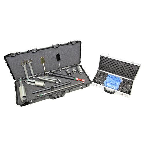 Bulk Density Soil Sampling Kit With Compact Slide Hammer