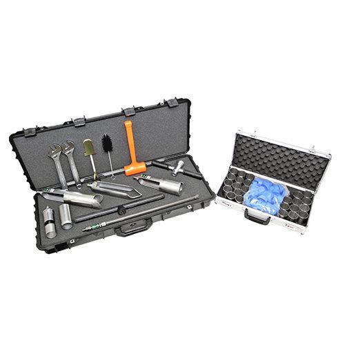 Bulk Density Soil Sampling Kit W/Hammer Head Handle