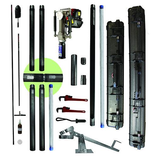 Gas Powered Core Sampling Kit