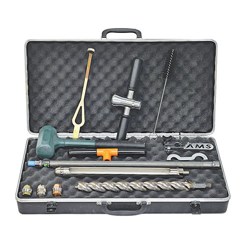 Soil Fertility Sampling Kit with Hammer Head Cross Handle