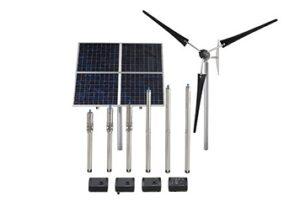 Grundfos SQFlex pumps range