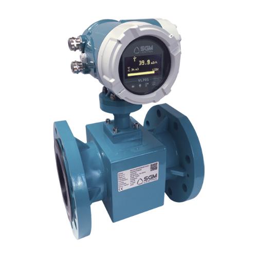 Electromagnetic Flow Meter RKMAG