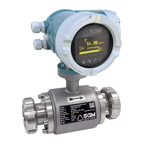 Electromagnetic Flow Meter RSMAG